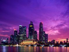 Las Mejores Fotografías del Mundo: Ciudades que vale la pena ver por la noche