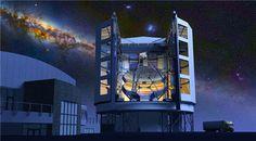 Kính viễn vọng Magellan khổng lồ