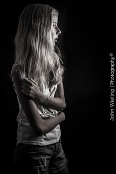 Photo Claire, Teenage Girl by John Wieling on 500px