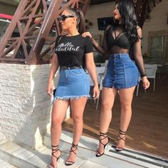 Summer hot skirt new high waist women's jeans casual skirt pants Slim sexy jeans fashion women's denim skirt women's culottes Cowgirl Skirt, Sexy Cowgirl, Short Pencil Skirt, Jean Skirt Outfits, Jean Skirts, Skirt Pants, Modest Outfits, Summer Outfits, Lined Jeans