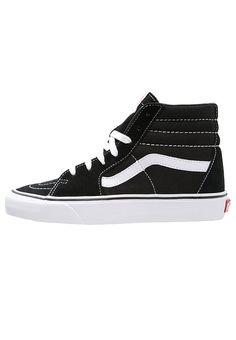 Baskets montantes Vans SK8 - Baskets montantes - black noir  64 49751ae9f32