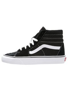 fringues black noir sk8 camionnettes baskets vans paniers minimum cadeaux regards zalando