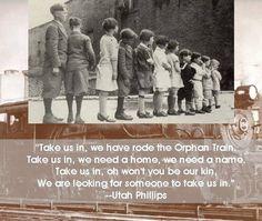 Orphan Train   Orphan Train Children