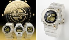 Casio G-Shock Glorious Gold Watches Gold Watches, G Shock Watches, Casio G Shock, Amazing Watches, Walmart, Accessories, Style, Clocks, Swag
