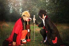 Naruto e Sasuke - Naruto Shippuuden