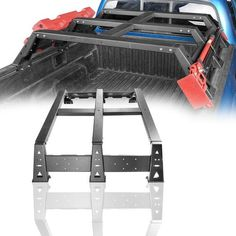 Road Max High Bed Rack(Toyota Tacoma Toyota Tacoma Bed Rack for Toyota Tacoma - Hooke RoadToyota Tacoma Bed Rack for Toyota Tacoma - Hooke Road Toyota Tacoma Trd, Toyota Tacoma Roof Rack, Tacoma Bed Rack, Tacoma 4x4, Tacoma Bumper, Overland Tacoma, Toyota Tundra, Toyota 4runner, Ford Ranger