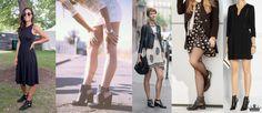 Como usar: Cut out boots | Blog da Castello