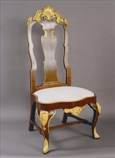 FOUNDATION RICARDO DO ESPÍRITO SANTO SILVA  shop   portuguese chair    século XVIII, D. José     I