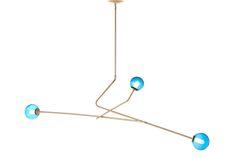 MAISON OBJET 2014: Designed by Neri&hu for De La Espada, the Lattice pendant lamp will be available by Spring 2014.