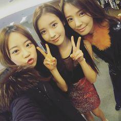 Heo young ji and IU