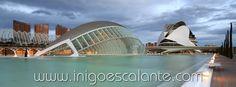 Amanecer Ciudad de las Artes y las Ciencias de Valencia - Sunrise City of Arts and Science