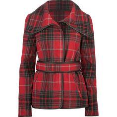 BB DAKOTA Ginet Womens Belted Jacket
