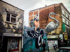 I Mercatini di Londra   Il sogno sulla strada