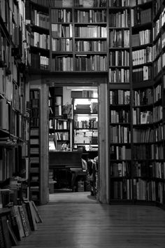 Source:f-u-g-i-t-i-v-o A perfect office for me. Surrounded by all you can see. Books covering the high walls. Lining never-ending halls. Pages of stories to read. There's nothi…