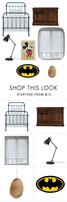 """son room"" by nashaytorrence ❤ liked on Polyvore featuring interior, interiors, interior design, home, home decor, interior decorating, DutchCrafters, Arlo Blinds and Sika"