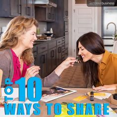 Top 10 Ways to Share Essential Oils