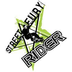 Estampa para camiseta Surf/Street 001738 - Customize Transfer