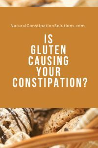 Is Gluten Causing Your Constipation? Gluten intolerance or Celiac are common causes of chronic or functional constipation. How to do an elimination diet to see what is causing your constipation and ideas for a gluten free diet. Constipation Relief, Constipation Remedies, Natural Colon Cleanse, Gluten Intolerance, Abdominal Pain, Celiac Disease, Gluten Free Diet, Natural Cleaning Products, Natural Solutions