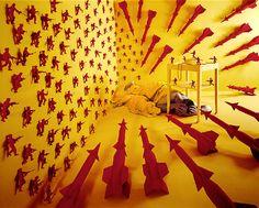 Conceptual art - Sandy Skoglund
