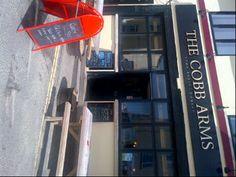 Cobb Arms - Dog friendly restaurant!