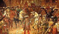 La batalla de Villalar (Valladolid)
