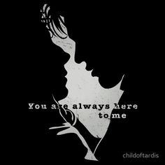 You are always here to me - River Song and the 11th Doctor