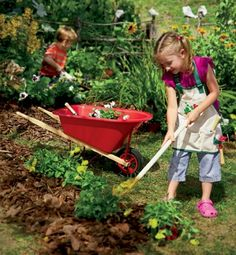 Gardening Must Haves For Kids