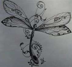 Image detail for -Dragonfly Tattoo Designs Pictures 2 Dragonfly tattoo design, art ...