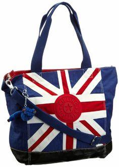 Kipling Shopper Combo SO A4 Shoulder Bag With Removable Strap - Fast and free delivery | Javari.co.uk