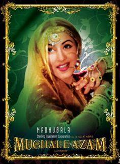 Mughal-e-azam feat. Madhubala