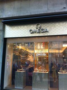Omega in Zürich, Zürich Chopard, Department Store, Watch Brands, Lighthouse, Luxury, City, Swiss Watch, Omega Watch, Luxury Watches