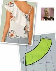Kurta Designs Women, Blouse Designs, Dress Sewing Patterns, Clothing Patterns, Sewing Clothes, Diy Clothes, Costura Fashion, Bodice Pattern, Baby Dress Design