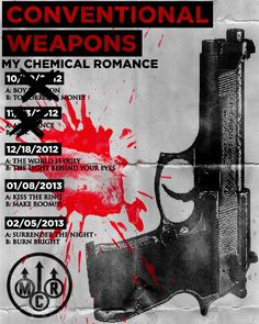 conventional weapons Nice Art, Cool Art, Heartbreaking Quotes, Black Parade, Thanks For The Memories, Killjoys, Gerard Way, I Wish I Had, Pop Punk