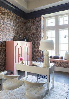 2015 Bungalow 5 Designer Spotlight - Home Office - New York - Bungalow5