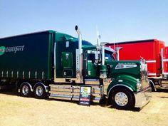 Australia's T-909... Beautiful truck
