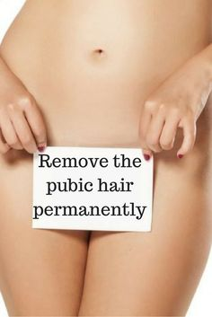 Most of the people are using many different methods to remove the pubic hair. Some of them are very harmful and ineffective. So, today we will present you some natural remedies that will help you to remove the pubic hair.