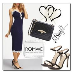 """""""ROMWE 7"""" by woman-1979 ❤ liked on Polyvore"""