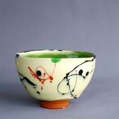 Bowl by New Zealand ceramic artist Campbell Hegan. via the artist's site
