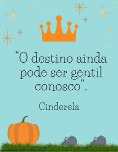 Frase inspiradora de Cinderela #frasedadisney #fraseinspiradora #cinderela Digital Business Card, Music Film, Disney Quotes, Lettering, Movies, Outlander, Kindergarten, Wallpapers, Live