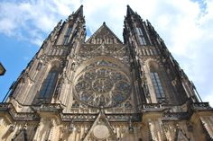 Prague, St. Vitus Cathedrall