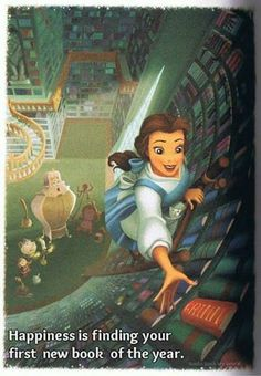 Belle has always been my favourite Disney princess, mostly because she taught me how to read and walk at the same time