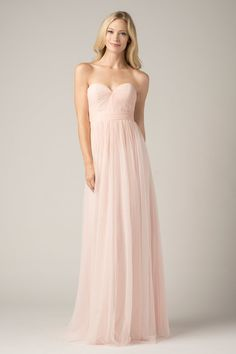 """OPTION 3 Wtoo Maids Dress 852i COLORS: """"Latte"""" or """"Nude""""  Ps. Karina G ordered this one! Wohoo!"""