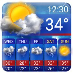 125 Best Weather Android Apps images in 2019 | Android apps