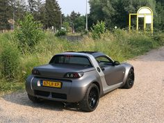 Smart Roadster Coupe, Muscle Cars, Pink, Motorcycles, Projects, Pink Hair, Roses