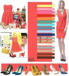 Farben richtig kombinieren...