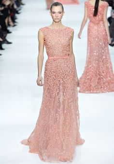 Ellie Saab Spring 2012 Collection is so beautiful it's hard to pick just one.