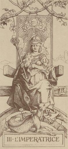 3 L'Imperatrice or Empress