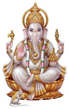 Make this Ganesha Chathurthi 2020 special with rituals and ceremonies. Lord Ganesha is a powerful god that removes Hurdles, grants Wealth, Knowledge & Wisdom. Shri Ganesh Images, Ganesh Chaturthi Images, Ganesha Pictures, Lord Krishna Images, Shiva Hindu, Hindu Deities, Hindu Art, Lord Murugan Wallpapers, Lord Krishna Wallpapers