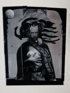 Jason Greig Hypnos was a Greek 2013 collage edition of 20