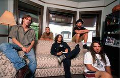 Pearl Jam - Seattle, Washington; 1993 / Photo by...